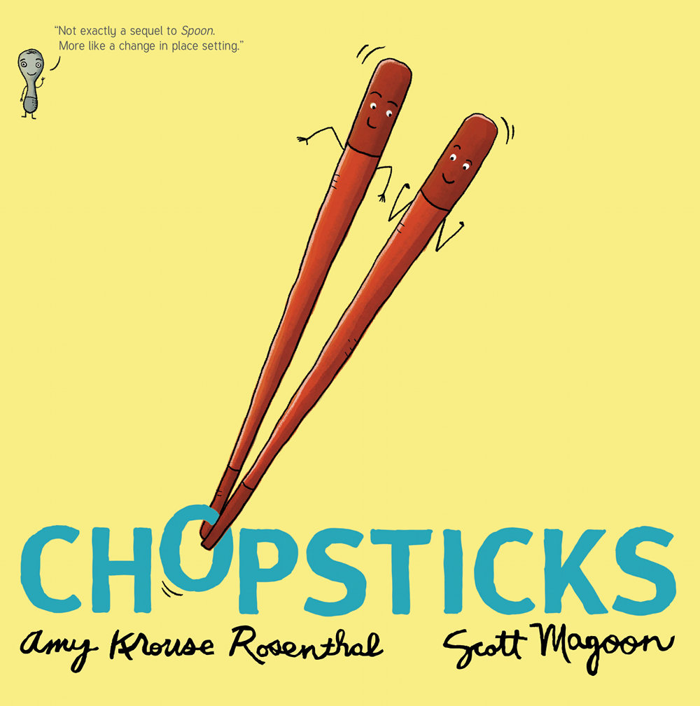 Chopsticks (follow-up to Spoon)